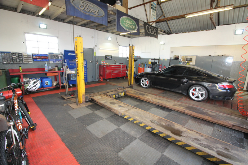 Well established garage in ardgay for Sutherland garage